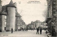Voici comment nos grand parents vivaient à Pleaux dans le Cantal