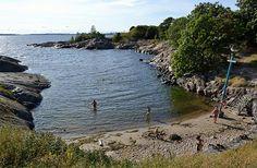 Helsingin rantoja / Helsinki beaches