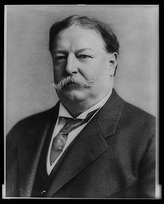 William Howard Taft, 27th President of the United States (1909–1913).  c1908 Dec. 29.  Library of Congress Prints and Photographs Division.