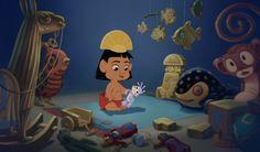 Kuzco as a baby (The Emperor's New Groove) Disney Animated Movies, Disney Films, Disney Cartoons, Disney Pixar, Kid Movies, Great Movies, Cute Disney, Disney Art, Disney Stuff