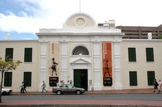 The Slave Lodge, Adderley St, Cape Town