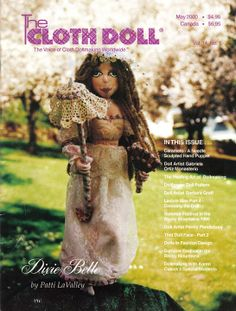 Free Copy of Magazine - Cloth Doll (May 2000)