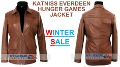 Amazing Katniss Everdeen Hunger Games Jacket now available on sale at NewAmericanJacket store with Free Shipping worldwide + Free gifts + easy return/exchange.  #HungerGames #KatnissEverdeen #Celebrity #colorability #everydaystyle #newyearsale #styleatanyage #clothes #fashiondaily #fashionlovers #fashiondesigner #wintersale
