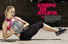 Corpo de atleta 01 by Luciana Ruivo