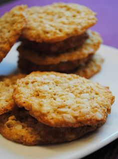 German Oat Cookies