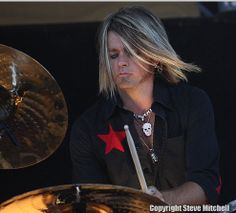 Will Hunt Drummer Evanescence and Device