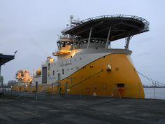 Reef Despina - Multi Purpose Offshore Vessell