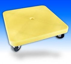 those scooter things we used in P.E.  Some of the most fun and most dangerous things we did in P.E.