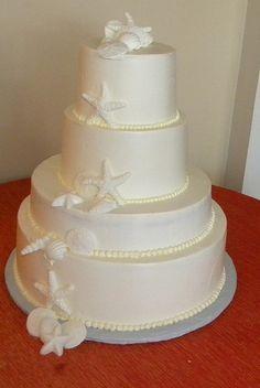 Beach Wedding Cake | Flickr - Photo Sharing!