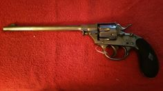 Reich revolver in .22 caliber and double trigger