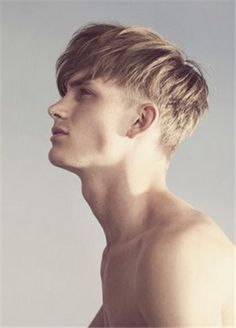 Inspiring traditionel haircut for men. have actually seen quite a few men with this speciel haircut!
