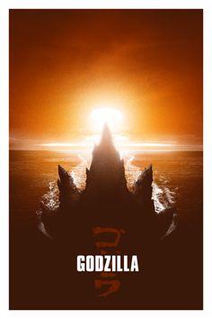 Godzilla by Adam Rabalais