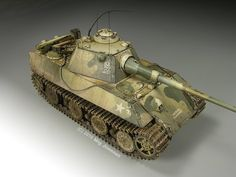 "MIG JIMENEZ: ""WHAT IF"" Panther II, Under US Army!"