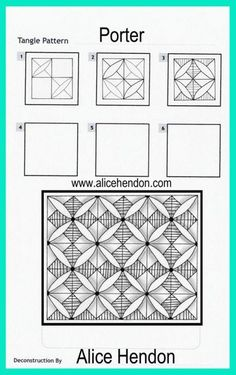 Start the Year with Porter Doodle Designs, Doodle Patterns, Floor Patterns, Zentangle Patterns, Zentangle Drawings, Doodle Drawings, Longarm Quilting, Free Motion Quilting, Zen Doodle