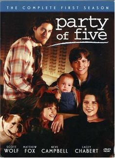 Party of Five: Season 1 DVD ~ Matthew Fox, http://www.amazon.com Love(d) this show