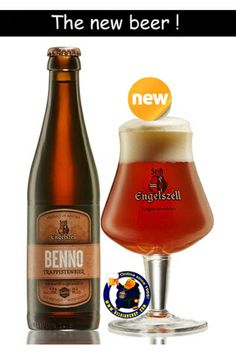 Engelszell Benno Trappistenbier 6.9°-1/3L Pours clear light copper with a foamy beige head. Aroma is lightly bready with arguably herbal hop. A little earthy, with some Belgian yeast/spice/ester. Med body. Flavor is fairly spicy. Some hard to identify fruit ester. It's earthy and dry in the finish. Pretty nice drink. http://store.belgianshop.com/trappist-beers/1231-engelszell-benno-69-13l.html