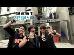 Beast 101024 SBS Inkigayo Copyright Song HD