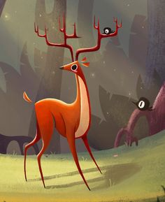 forest on Behance