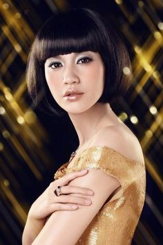 Medium bob hairstyles 2013 are a classic view hair styles. Medium bob hairstyles 2013 are much popular among all women of all ages. Short Haircuts With Bangs, Hot Haircuts, Bob Haircut With Bangs, Medium Bob Hairstyles, Hairstyles With Bangs, Straight Hairstyles, Cool Hairstyles, Asian Hairstyles, Hairstyle Short