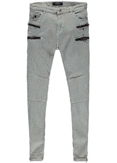Maison Scotch Jeans strib 100275 Boyfriend Jeans Pirate Patch combo A – Acorns