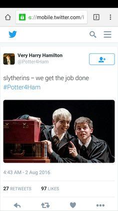 #Potter4Ham | first CC & Ham crossover I've seen, nice job!