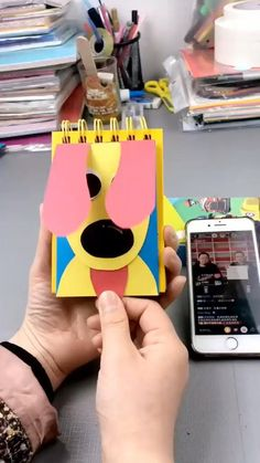 Cute DIY Toy for Kids! ❤ diy crafts for kids easy Diy Crafts For Kids Easy, Diy Crafts Hacks, Diy Crafts For Gifts, Toddler Crafts, Creative Crafts, Fun Crafts, Kids Diy, Diy Projects, Paper Crafts Origami