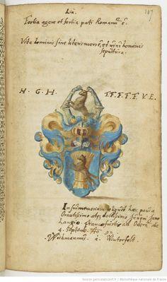 ALBUM AMICORUM de Johann Lange, de Liegnitz en Silésie (1592-1620). In-8, vél. bl.