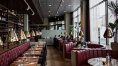 Woodstockholm Matbare - Google Search Stockholm Restaurant, Conference Room, Table Decorations, Google Search, Furniture, Home Decor, Decoration Home, Room Decor, Home Furnishings