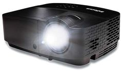 """InFocus ScreenPlay SP1080 3D DLP Projector Review - """"The main thing I have to say about the InFocus ScreenPlay SP1080 is that it delivers a decent-looking home theater image at an incredibly low price."""" -Al Griffin, Sound & Vision"""