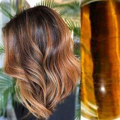 dE haarkleurtrend van 2017….Bloedmooi! Gebaseerd op de tijgeroog steen laat deze prachtige haarkleur je stralen!!