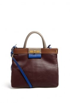 Madame Hilli East End Colourblock Tote by Marc by Marc Jacob   A GREAT EVERYDAY BAG
