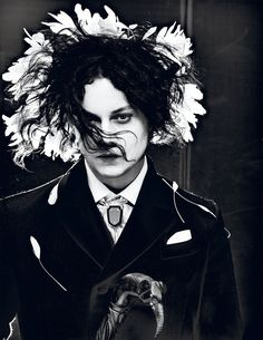 Jack White by Craig McDean for Interview Magazine May 2012