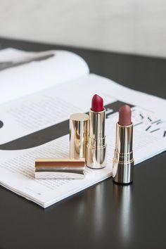 Os tons mais femininos chegaram à Clarins descubram-nos no post de hoje em: http://mycherrylipsblog.com/primavera-com-um-toque-bem-feminino-409746  #makeup #clarins