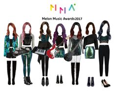 """""""[AWARD SHOWS] Star Beam at Melon Music Awards 2017"""" by princessmax ❤ liked on Polyvore featuring WearAll, Love Moschino, Topshop, VIPARO, J Brand, Elizabeth Kennedy, Sans Souci, Oh My Love, Motel and Christian Louboutin"""