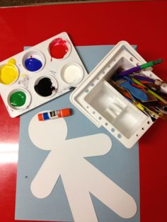 Art Therapy: Painting Your Body In Emotion - Kim's Counseling Corner