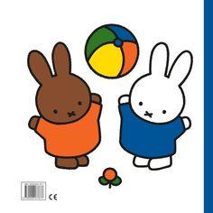 nijntje en nina, dick bruna | bol.com #nijntje #miffy