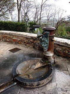 Fontanella di San Gimignano