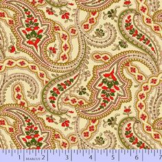 Quilt Shop - Fabric & Kits for Sale in Muskegon MI Christmas Fabric, Quilt Kits, Cotton Quilts, Paisley, Ivory, Stripes, Seasons, Red, Brother