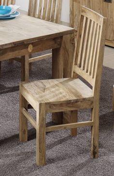 Schön Sheesham Holz Massiv Stuhl Palisander Möbel NATURE BROWN #81 Jetzt  Bestellen Unter: Https://moebel.ladendirekt.de/kueche Und Esszimmer /stuehle Und Hocker/ ...