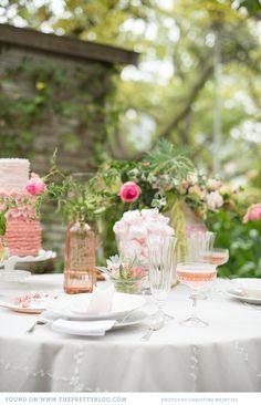 blush pink cream wedding decor 007 Blush Pink Inspiration (Sarie Bruid)