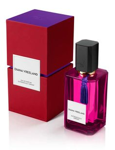 Diana Vreeland Outrageous Collection: Daringly Different, Outrageously Vibrant, Simply Divine ~ Niche Perfumery