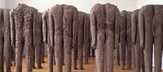 Magdalena Abakanowicz is a Polish artist who uses textiles as her principal sculptural medium. Curated by Luca Massimo Barbero, the exhibition of her work at the Fondazione Giorgio Cini will focus on her series of Crowds. She has made several versions of these group sculptures with variations in the number of figures and their poses …