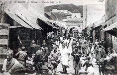 Tetuan -Mellah Rue des Juifs