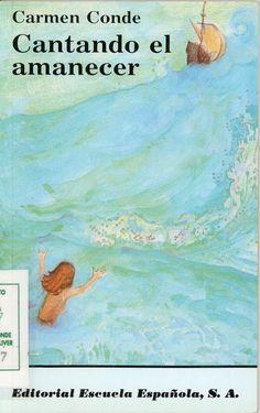 """Cantando el amanecer"", il., Carmen Trigo, Madrid, Escuela Española, 1988 (Caballo de cartón)."
