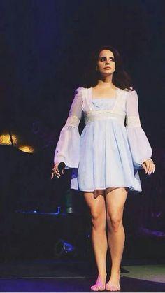 Lana Del Rey in Atlanta
