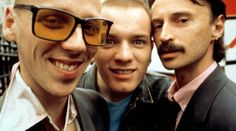 *Choose life* The boys are back and we couldn't be more excited! 2015 sees our favs Renton, Sick Boy, Begbie and Spud return in the hotly anticipated Trainspotting sequel. Bring it on!!