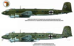 Focke-Wulf Fw 200 Condor- Long-Range Sea Reconnaissance