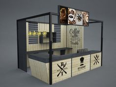 Food Festival Booth Design Food Festival Booth Design on Behance