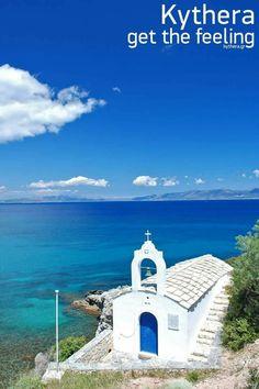 Kythera island, Ionian Sea, Greece