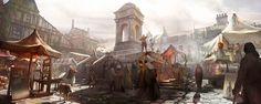Nuevos Concept Arts de Assassin's Creed Unity - Assassins Creed Unity